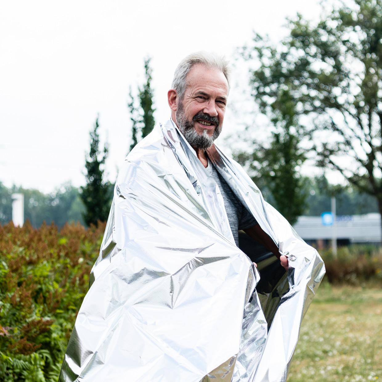 Ton Willemsen, oprichter en eigenaar van Tonzon.  Beeld Katja Poelwijk