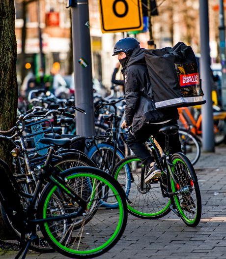 Rotterdam weert snelle boodschappendienst uit winkelstraten na klachtenregen