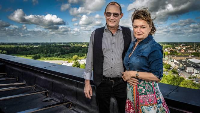 """REEKS. """"Wonen op het dak van de stad"""": Ronny en Judith reiken naar de hemel in blok 4"""
