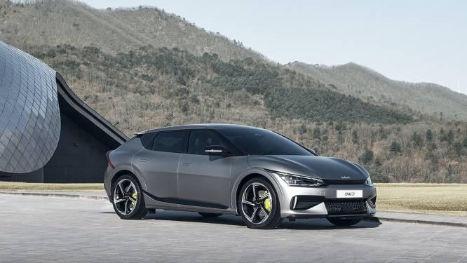 Deze elektro-Kia verslaat Ferrari's én is handig op de camping