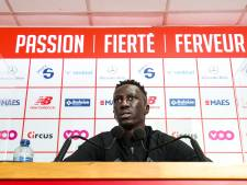 """Mbaye Leye officiellement présenté au Standard: """"Le premier chantier sera l'état d'esprit"""""""
