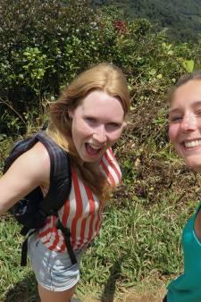 Kris en Lisanne gingen wandelen in Panama, maar kwamen de jungle nooit meer uit