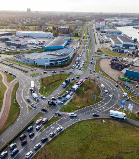 TomTom: in Amsterdam rijd je sneller door de stad dan in Nijmegen