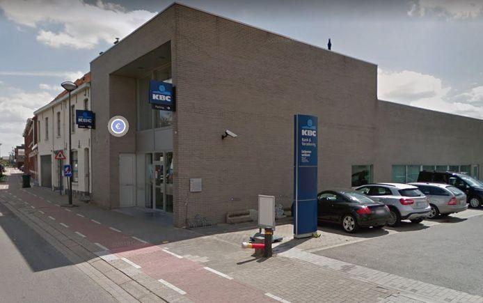 Het KBC-kantoor in Beveren is nog open tot en met 8 februari, daarna gaat het kantoor definitief dicht.