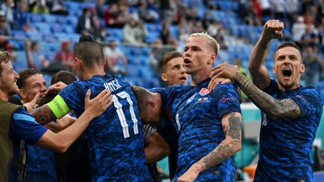 Uitgekookt Slovakije zet tien matige Polen opzij, Lewandowski 90 minuten lang onzichtbaar