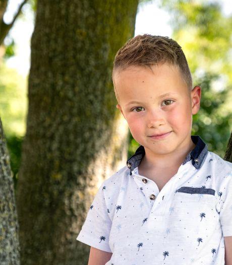 Ouders van Dion (6) zijn nooit meer dan tien minuten bij hem vandaan: diabetes ligt áltijd op de loer