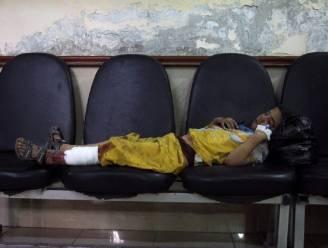 Leger Syrië herovert ziekenhuis in Deir al-Zour op IS
