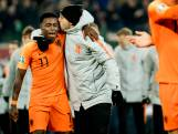 Promes na kwalificatie EK met Oranje: 'Eindelijk'