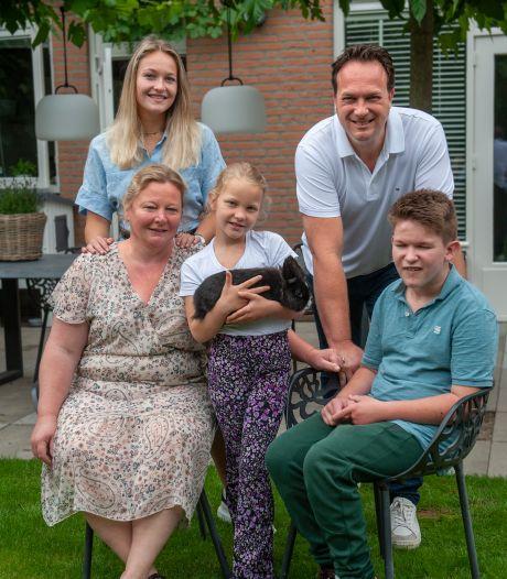 Edward (49) uit Empel krijgt levensreddende stamceltransplantatie dankzij anonieme donor