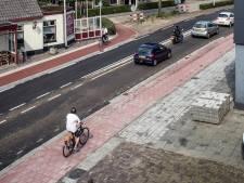 Nu al zorgen over snelfietspad tussen Breda en Tilburg: '4 meter breedte nodigt uit tot hard rijden'