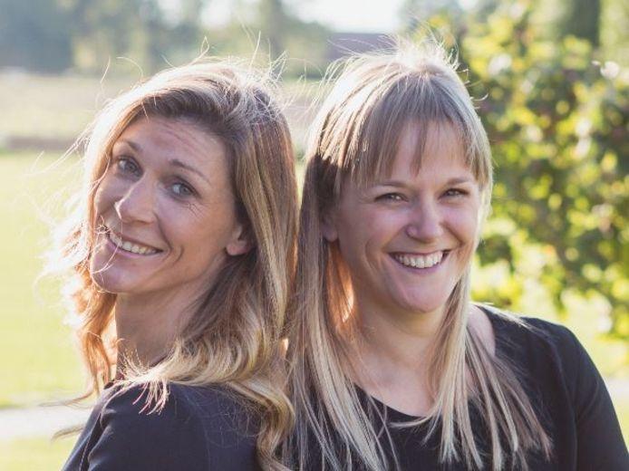 Jessie Provoost en Sofie Ternest zijn trots op de samenwerking met Tommy Hilfiger Adaptive