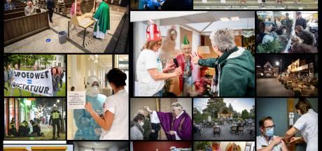 Een jaar corona in Twente: we zijn al veel vergeten