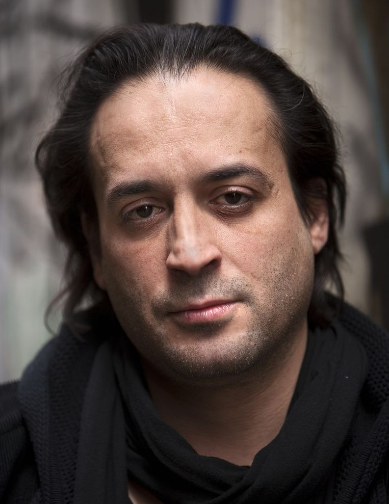 Hafid Bouazza. Beeld rv