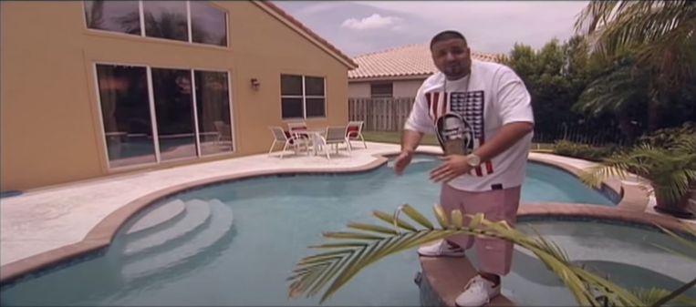 DJ Khaled Beeld MTV cribs
