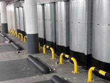 Gebruikers van Gorcumse parkeergarage hebben last van vernielingen en zwerfvuil