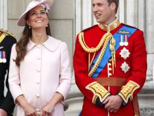 Kate Middleton est en train d'accoucher