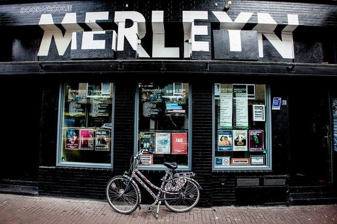Het huidige Merleyn aan de Hertogstraat.