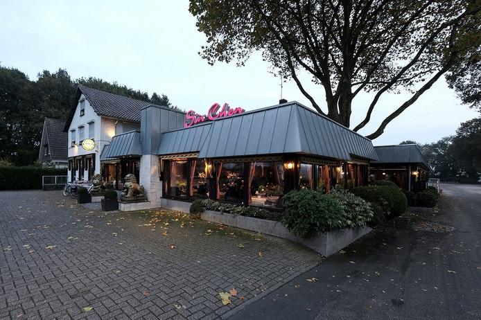 Restaurant Sin Chen in Zeddam.