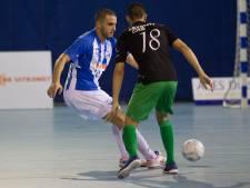 Najib El Allouchi keert terug bij FCK De Hommel; ZVV Eindhoven aast op eerherstel