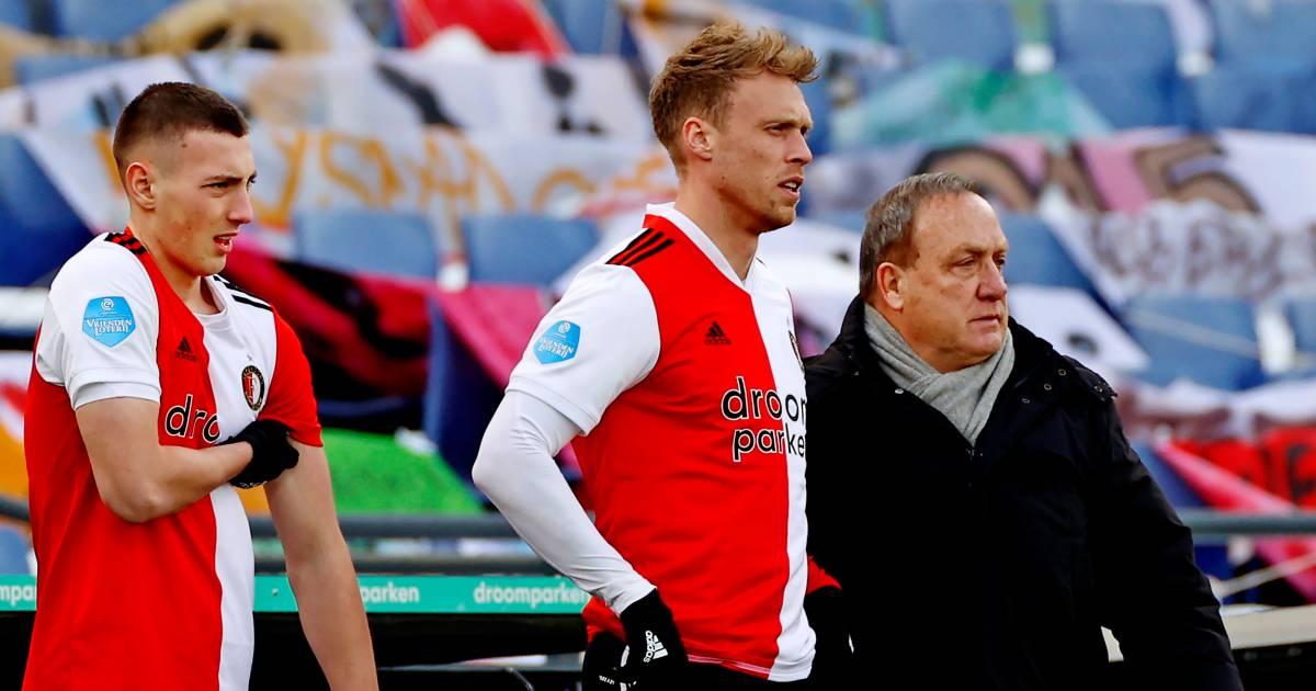 Vandaag wordt duidelijk of Feyenoord het seizoen nog van glans kan voorzien - AD.nl
