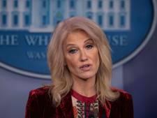 Trumps adviseur Kellyanne Conway stapt plotseling op na Twitter-tirade dochter (15)
