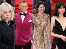 Une avant-première ultra glamour pour le nouveau James Bond