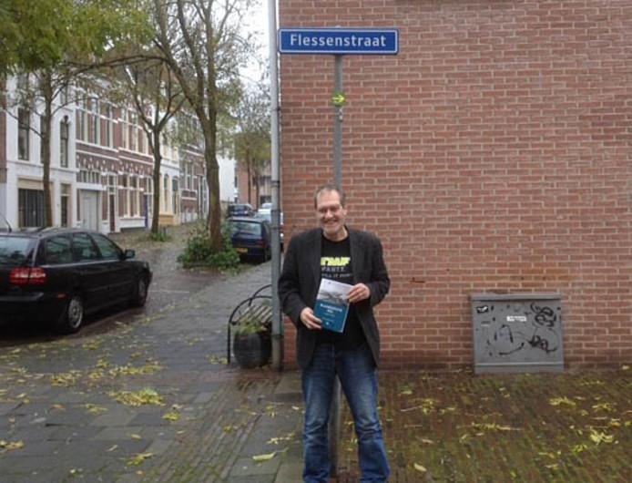 Gerard van der Hoeven Schrijver, schrijver van Blauwgeruite Ziel, Vlissingse verhalen.