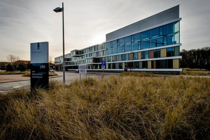 Het pand van de MIVD in Den Haag