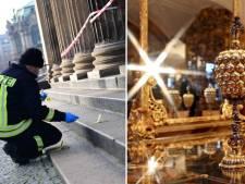 Dieven plunderen schatkamer Duits museum: 'Grootste kunstroof in na-oorlogse geschiedenis'