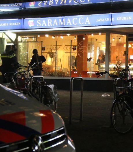 Overval op eethuis aan het Haagse Heeswijkplein