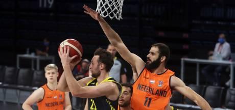 Hammink en Otten nog steeds in de zevende hemel na kwalificatie voor EK basketbal