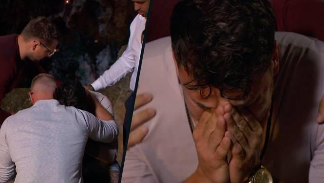"""""""Ze hebben dezelfde soa's"""": Bert verpest het helemaal en Nico breekt in 'Temptation Island: Love or Leave'"""