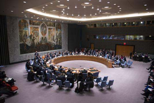 Bijeenkomst van de VN-veiligheidsraad vandaag bijeen om te spreken over de situatie in Syrië.