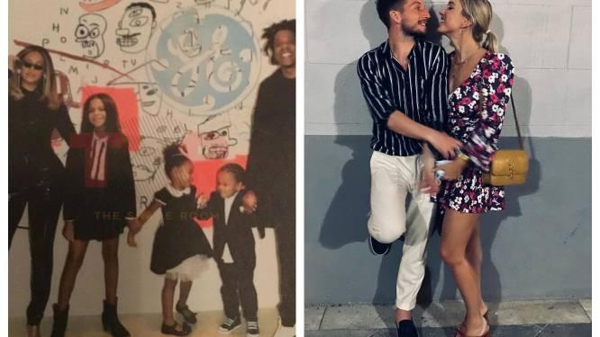 SHOWBITS. De kinderen van Beyoncé zijn serieus gegroeid en Kat viert de verjaardag van Dries