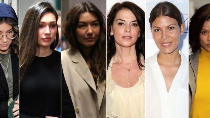 Deze zes vrouwen brachten Weinstein ten val. En dit is wat hij hen aandeed
