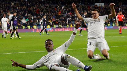 """""""Hij maakt van het Bernabéu een Braziliaans strand"""": Real wild van Vinicius Junior (18), die nu al vergeleken wordt met legende Raúl"""