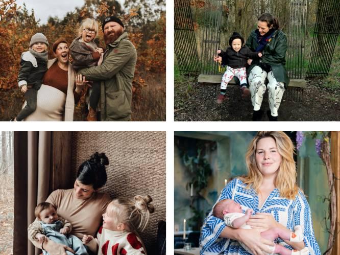 """Geen Noah of Olivia, wel Paloma en Artémise: deze 4 mama's gaven hun kind een unieke naam. """"Soms krijgen we gekke reacties. 'Heh, hoe heet ze juist?'"""""""