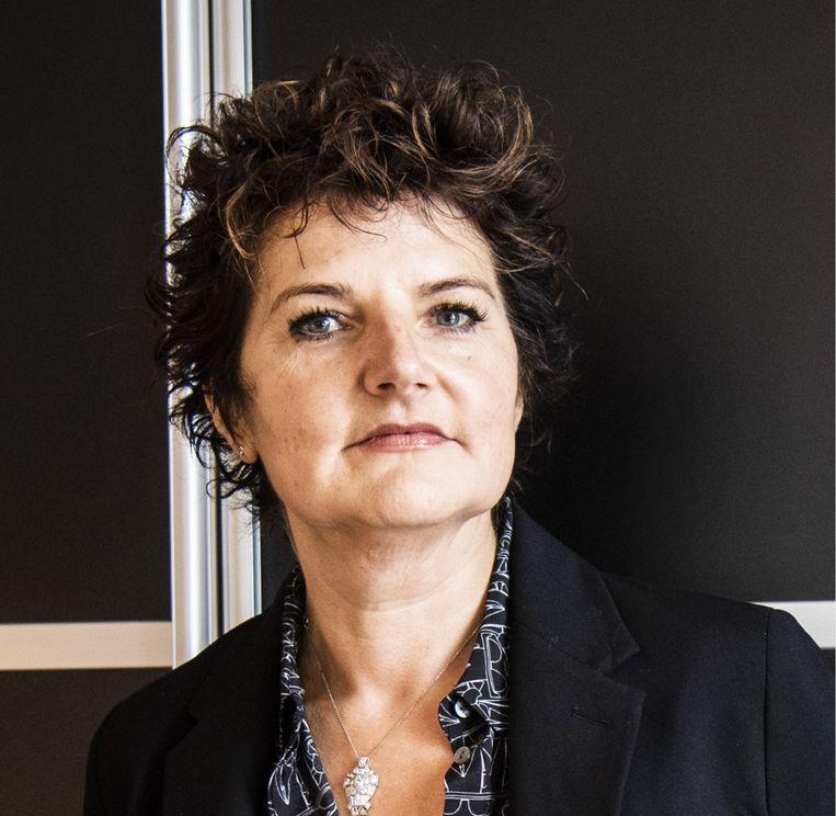 Advocate Chantal Van den Bosch: 'We hadden die kinderen jaren miserie kunnen besparen als de school sneller in actie was gekomen.' Beeld Saskia Vanderstichele