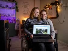 Nathalie uit Denekamp zamelt geld in voor rolstoelbus: 'We kunnen geen kant op'