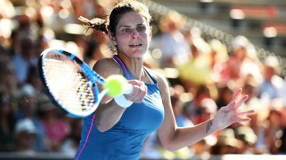 Minnen voor het eerst op WTA-hoofdtabel - Görges steekt Canadese revelatie de loef af in Auckland