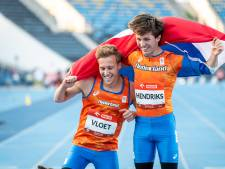 Lindenaar Levi Vloet pakt limiet voor Paralympische Spelen