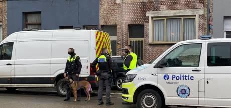 La police met fin à une réunion de 30 personnes dans un appartement à Anvers