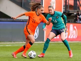 LIVE | Oranje op ruime voorsprong tegen Australië door goals van Roord, Martens en Groenen