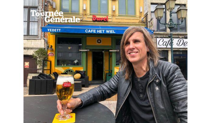 Roel Van Espen (50) kijkt uit naar het moment dat hij weer elke vrijdagavond iets kan komen drinken in Het Wiel.