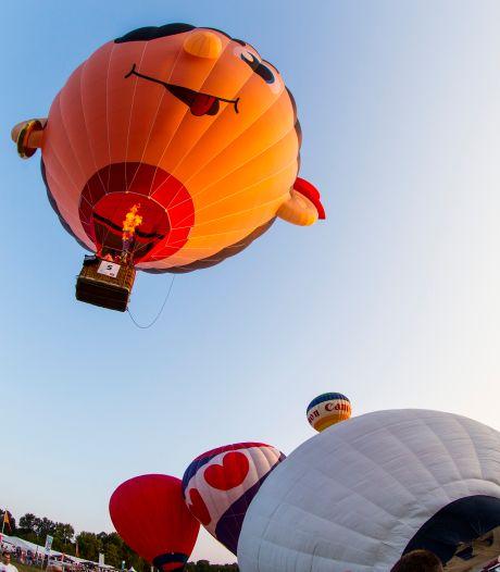 LTO: 'Boeren moeten vergoeding krijgen voor ballonlandingen' na ruzie in Brabants weiland