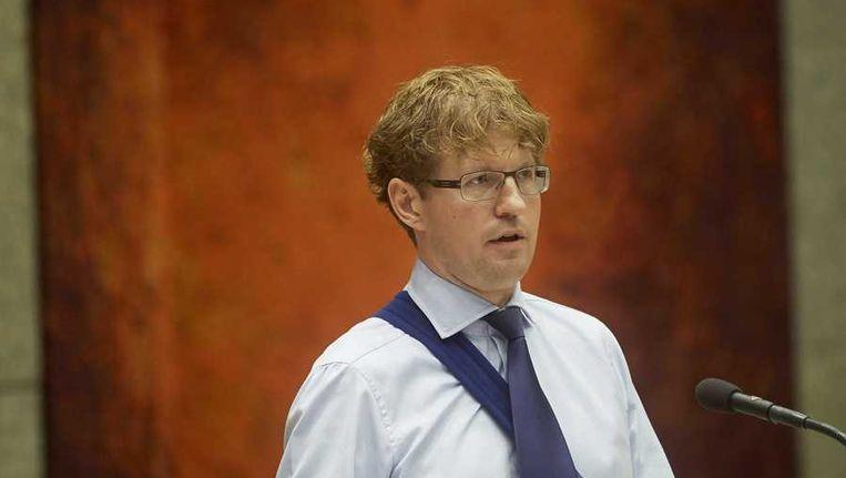 Staatssecretaris Sander Dekker van OCW Beeld anp
