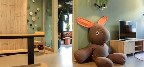 'Huiskamer' voor ouders en broertjes/zusjes ziek kind bij MST in Enschede