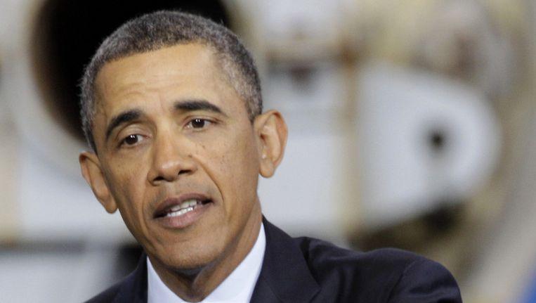 Barack Obama Beeld null