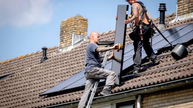 'Zonnepanelen worden nu echt zichtbaar in de samenleving'