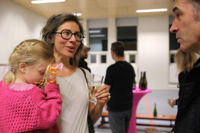 Carolien Hoogland (44) deed het een jaar zonder geld.